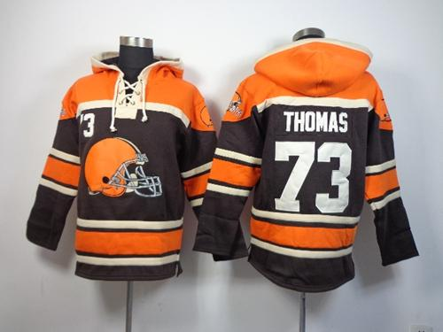 From Jersey Brown Passerby Hoodie A Thomas 73 Star Joe Sweatshirt Nfl Cleveland To Sawyer Cheap Hooded Browns Need